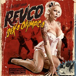 Revolting Cocks - Sex-o Olympic-o - CD DIGIPAK
