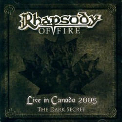Rhapsody (of Fire) - Live in Canada 2005 - CD