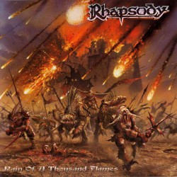 Rhapsody (of Fire) - Rain Of A Thousand Flames - CD