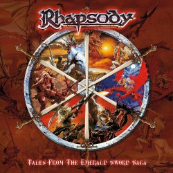 Rhapsody (of Fire) - Tales From The Emerald Sword Saga - CD