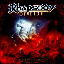 Rhapsody (of Fire) - From Chaos To Eternity - CD