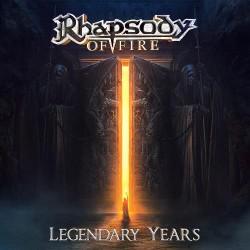 Rhapsody (of Fire) - Legendary Years - CD DIGIPAK