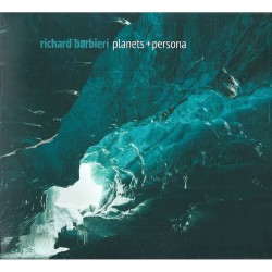 Richard Barbieri - Planets + Persona - CD DIGIPAK