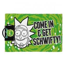 Rick & Morty - Get Schwifty - DOORMAT