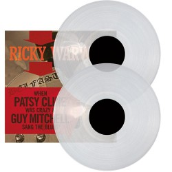 Ricky Warwick - When Patsy Cline Was Crazy... / Hearts On Tree - DOUBLE LP GATEFOLD COLOURED