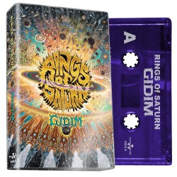 Rings Of Saturn - Gidim - CASSETTE