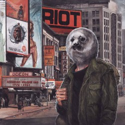 Riot - Archives Volume 1 : 1976-1981 - CD + DVD slipcase