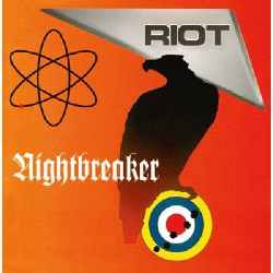 Riot - Nightbreaker - DOUBLE LP GATEFOLD COLOURED