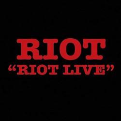 Riot - Riot Live - CD DIGISLEEVE