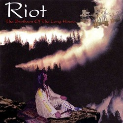 Riot - The Brethren Of The Long House - DOUBLE LP GATEFOLD COLOURED