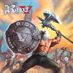 Riot V - Armor Of Light - CD