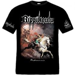 Rippikoulu - Musta Seremonia - T-shirt (Men)
