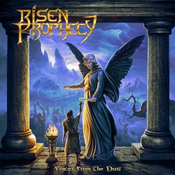 Risen Prophecy - Voices From The Dust - CD