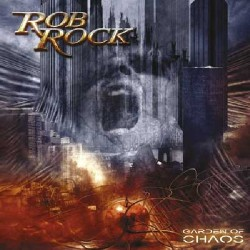 Rob Rock - Garden of Chaos - CD