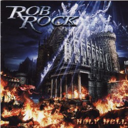 Rob Rock - Holy Hell - CD