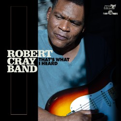 Robert Cray Band - That's What I Heard - LP