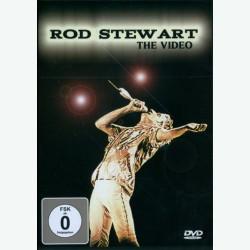 Rod Stewart - The Video - DVD