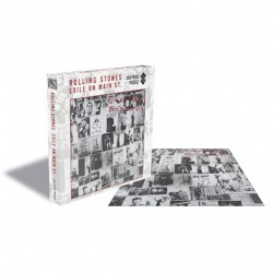 Rolling Stones - Exile On Main St. - Puzzle