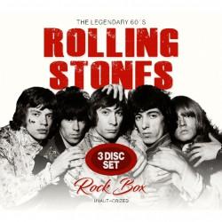Rolling Stones - Rock Box - 3CD DIGIPAK