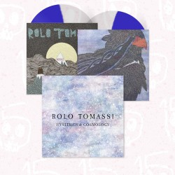 Rolo Tomassi - Hysterics // Cosmology - DOUBLE LP COLOURED