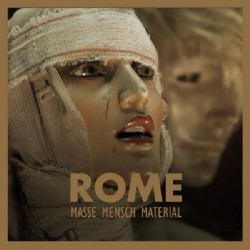 Rome - Masse Mensch Material - CD DIGIPAK
