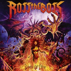 Ross The Boss - Born Of Fire - CD DIGIPAK