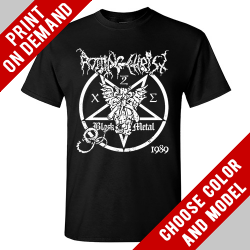 Rotting Christ - Black Metal - Print on demand