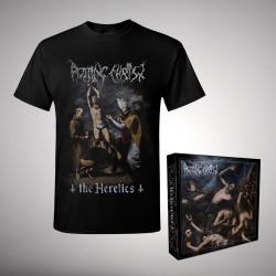 Rotting Christ - Bundle 3 - Digibox + T-shirt bundle (Men)