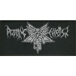 Rotting Christ - Demon Logo - Patch