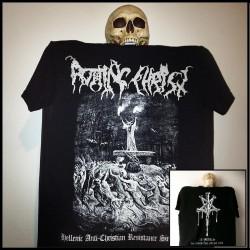 Rotting Christ - Hellenic Anti-Christian Resistance - T-shirt (Men)