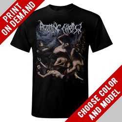 Rotting Christ - Heresy - Print on demand