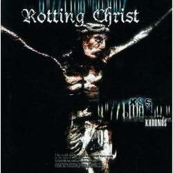 Rotting Christ - Khronos - CD DIGIPAK