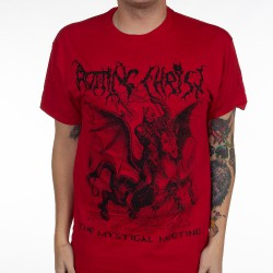 Rotting Christ - The Mystical Meeting - T-shirt (Men)