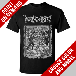 Rotting Christ - The Sign Of Evil Existence - Print on demand