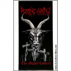 Rotting Christ - Thy Mighty Contract - FLAG