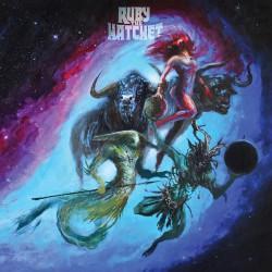 Ruby The Hatchet - Planetary Space Child - CD DIGIPAK