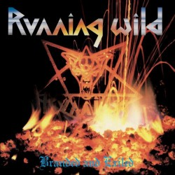 Running Wild - Branded And Exiled - LP