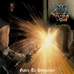 Running Wild - Gates To Purgatory - CD DIGIBOOK