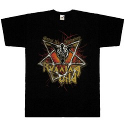 Running Wild - Gates To Purgatory - T-shirt (Men)