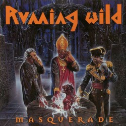 Running Wild - Masquerade - CD DIGIPAK