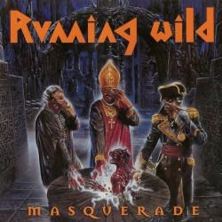 Running Wild - Masquerade - DOUBLE LP