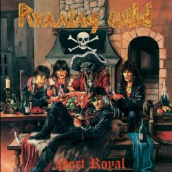 Running Wild - Port Royal - CD DIGIPAK