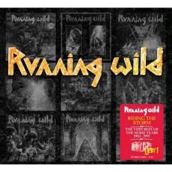 Running Wild - Riding The Storm - 2CD DIGIPAK