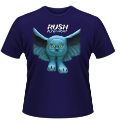 Rush - Fly By Night - T-shirt (Men)