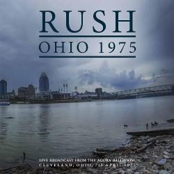 Rush - Ohio 1975 - DOUBLE LP Gatefold