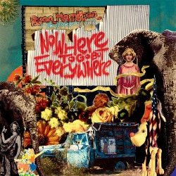 Ryan Hamilton And The Harlequin Ghosts - Nowhere To Go But Everywhere - LP