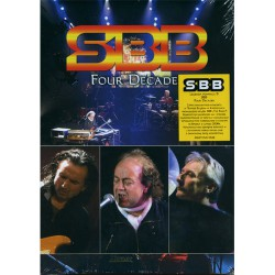 SBB - Four Decades - DVD + CD DIGIPAK