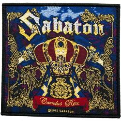 Sabaton - Carolus Rex - Patch
