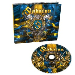 Sabaton - Swedish Empire Live - CD DIGIPAK