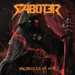 Saboter - Architects Of Evil - LP